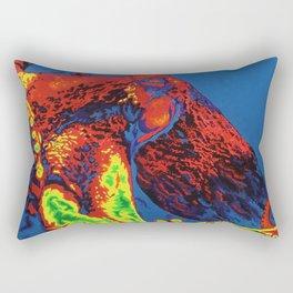 Der Tintenfisch Rectangular Pillow