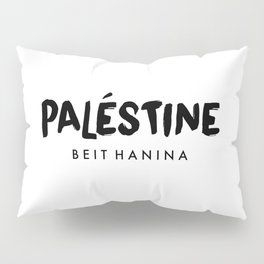 Beit Hanina x Palestine Pillow Sham