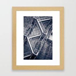 Escher's Escape Framed Art Print