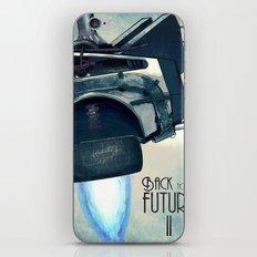 Back to the future II iPhone & iPod Skin