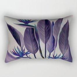 Flamingo Night Rectangular Pillow