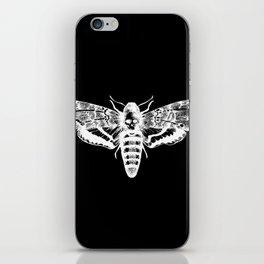 Deathheadsmoth nega iPhone Skin