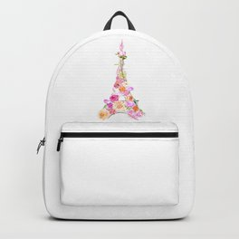 Paris in Bloom Rucksack