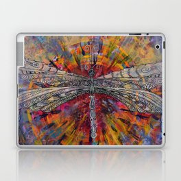 Mandala Dragon Laptop & iPad Skin