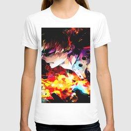 Neon hero of Explosion T-shirt