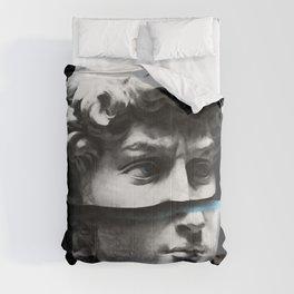 Deconstructed David Comforters