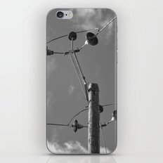 commune with the sky... iPhone & iPod Skin