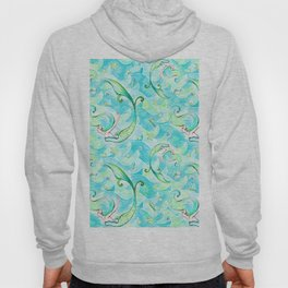 Mermaid Pattern 03 Hoody
