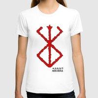 berserk T-shirts featuring Berserk Sacrifice by Vortha