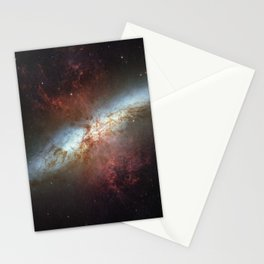 Messier 82 Stationery Cards
