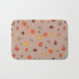 Apple spice ( Caramel mocha) Bath Mat