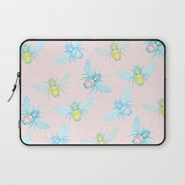 Bee Pattern Laptop Sleeve