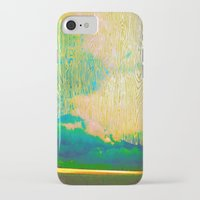murakami iPhone & iPod Cases featuring Storm by Neelie