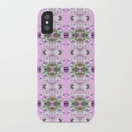 Ethnic Clouds iPhone Case