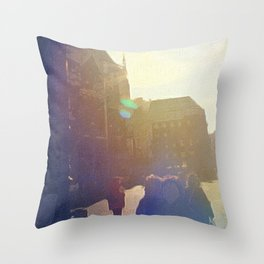 St. Stephansdom Throw Pillow