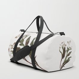 Flowing Lovely Floral Duffle Bag