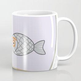 fish eye Coffee Mug