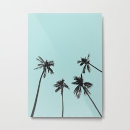 Palm trees 5 Metal Print