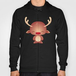 Cute Little Reindeer Hoody
