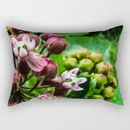 Bud of Beauty Rectangular Pillow