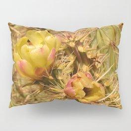 Cacti in Bloom Pillow Sham