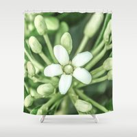 sisters Shower Curtains featuring Sisters by Loredana