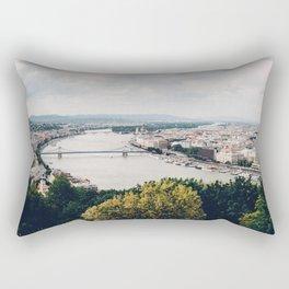 Budapest Pano Rectangular Pillow