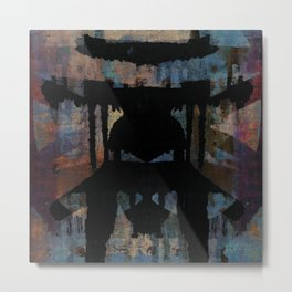 disquiet twenty one (petrococadollar) Metal Print