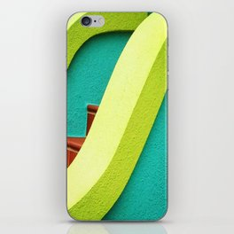 Color Wave iPhone Skin
