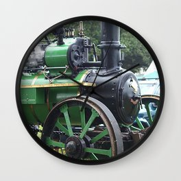 Steam Power 2 - Tractor Wall Clock