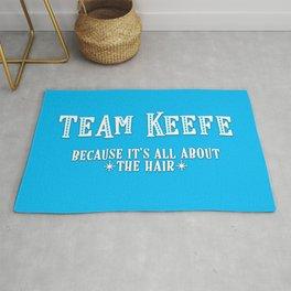 Team Keefe Rug
