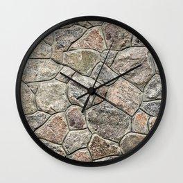 Stone texture Wall Clock
