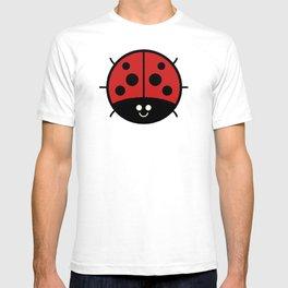 Cutesy Crawlies — Ladybird T-shirt