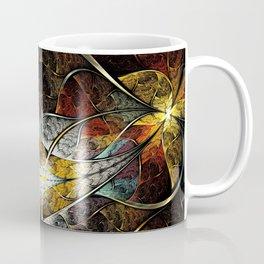 Colorful Artistic Fractal Coffee Mug