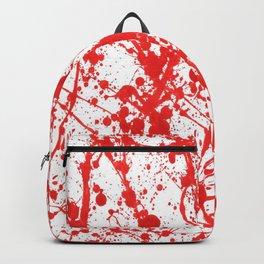 Splat! 16 (Crime Scene) Backpack