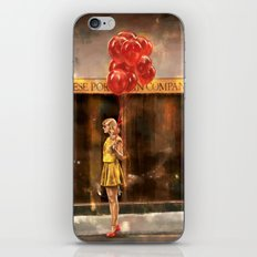 Red (Taylor) iPhone & iPod Skin