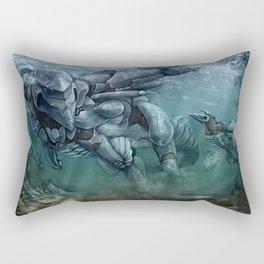 The Nomads Rectangular Pillow