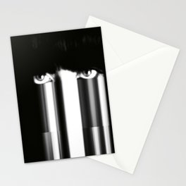 ... and the rain came down. Stationery Cards