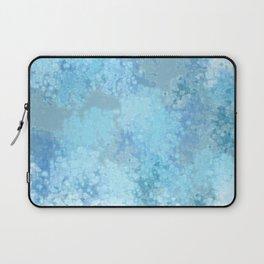 Celestite Druzy Laptop Sleeve
