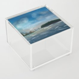 West Vancouver Home Sweet Home Acrylic Box