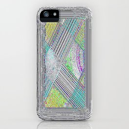 Field of View iPhone Case