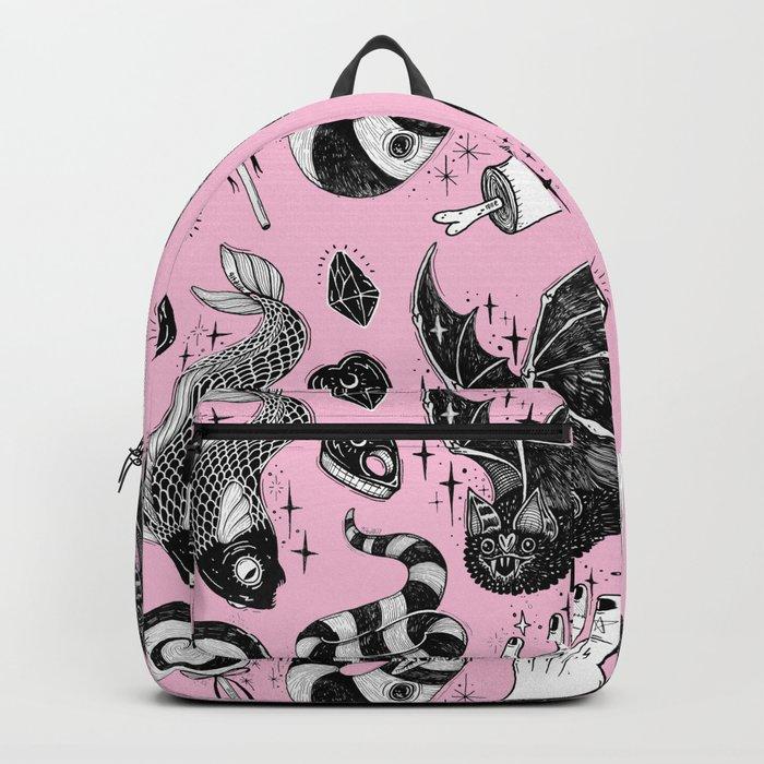 Pink Magic Backpack