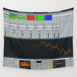 ABLETON Wall Tapestry