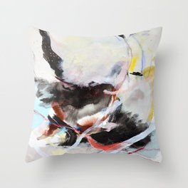 To love someone so much that their absence is a never ending homesickness. Throw Pillow