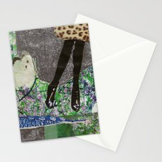 garden of sparkles Stationery Cards