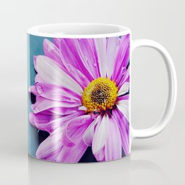pink Flower From New York  Coffee Mug