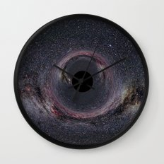 Blackhole II Wall Clock