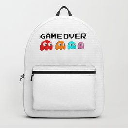 Pacman Game Over Backpack