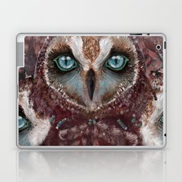 Owl Dream Catcher Laptop & iPad Skin