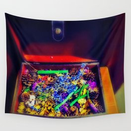 Potpourri to Go Wall Tapestry